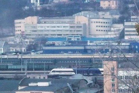 Новый дизель-поезд до Борисполя поломался по дороге в аэропорт (обновлено)