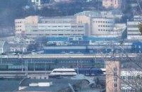 Новий дизель-поїзд до Борисполя поламався дорогою в аеропорт (оновлено)