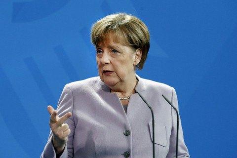 Меркель начала свой предвыборный тур
