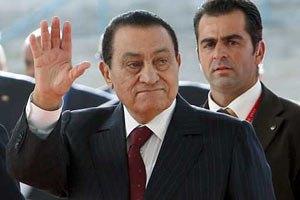 Мубарак идет на поправкау