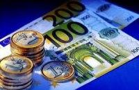 Міжбанківський євро подорожчав до 10,65 грн