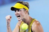 Світоліна виграла свій перший в цьому році турнір WTA