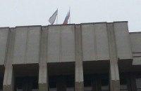 СБУ розслідує захоплення адмінбудівель у Криму як теракт