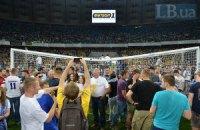 Ґрати для фанів з'являться до Суперкубка України, - Кочетов