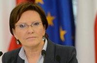 70% поляків не задоволені роботою уряду, - опитування
