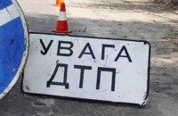 В Харькове троллейбус столкнулся с автомобилем  - трое пострадавших