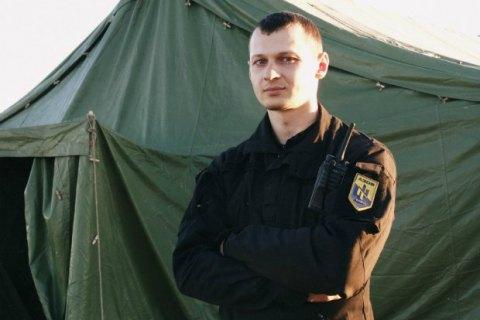 """Суд продовжив арешт """"азовця"""" Краснова до 27 серпня"""