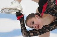 Олімпійській чемпіонці з фігурного катання подарують ковзани із золотими лезами