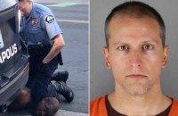Суд присяжних у США визнав експоліцейського Шовіна винним у вбивстві Джорджа Флойда