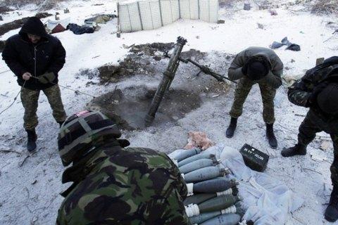 Під час вибуху міни на полігоні в Житомирській області травмовано двох військових