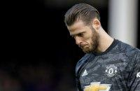 """Голкипер """"Манчестер Юнайтед"""" допустил ляп года в матче Английской Премьер-Лиги"""