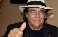 Мінкультури внесло італійського співака Аль Бано в список осіб, що загрожують нацбезпеці