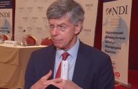 Временный поверенный по делам США в Киеве Тейлор записал видеообращение к украинцам в связи со своей отставкой