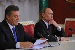 У Росії стверджують, що не переховують Януковича