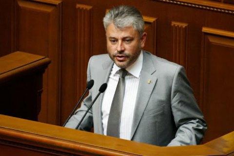 """Нардеп Бублик вышел из партии """"Свобода"""""""