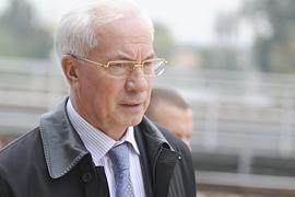 Азаров рассчитывает на ЗСТ с Европой в 2011 году