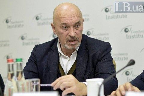 """Тука обвинил """"Самопомощь"""" и """"Батькивщину"""" в пиаре на законах по Донбассу"""