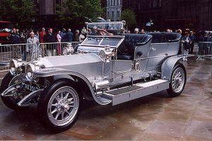 На аукционе в Англии продали Rolls-Royce за 5,8 млн евро
