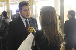"""Яценко обещает суды за """"неправдивую информацию"""" о ДТП"""