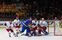 Збірну України розгромили в Хабаровську
