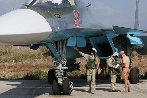 Росія витратила $460 млн на війну в Сирії