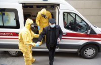 У Києві вперше виявили майже 750 нових хворих на ковід за добу