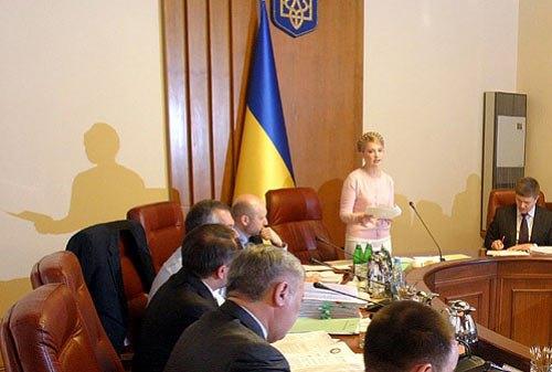 Юрий Луценко утверждает, что именно Ющенко не дал правительству Тимошенко нормально работать