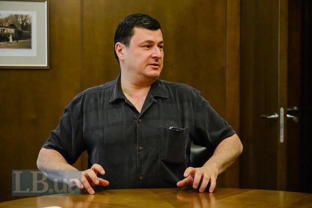Министр несколько раз повторил, что не собирается уезжать из Украины
