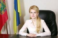 Светличная возглавила депутатскую группу, в которую вошло 3/4 депутатов Харьковского облсовета