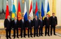Янукович заседает с президентами стран ЕврАзЭС