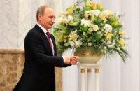 """Путин: """"Газпром"""" не нарушает контракт с """"Нафтогазом"""""""