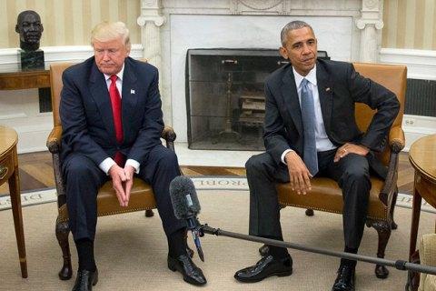 Республиканцы требуют от Трампа отозвать обвинения против Обамы