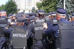 У Києві намагалися незаконно захопити автостоянку