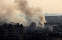 Единственная электростанция сектора Газа охвачена пожаром