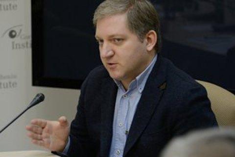 """Кілька фракцій засудили заяву Волошина про те, що """"в України немає суверенітету"""""""