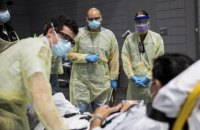 Число хворих на ковід у США наближається до 8 млн