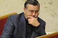 Гриценко має намір балотуватися в президенти