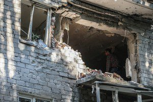 5 мирных жителей пострадало в Донецке за сутки