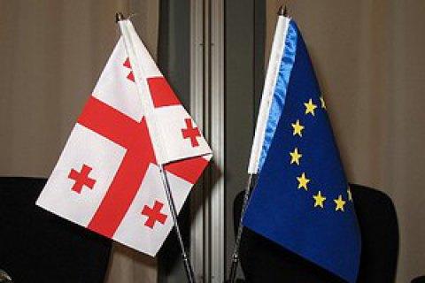 Рада ЄС схвалила домовленості з Європарламентом щодо безвізу для Грузії