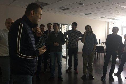 Навальний вийшов на волю, відсидівши 15 діб