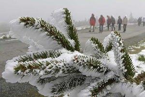 Рекордно холодная погода зафиксирована на юге Бразилии