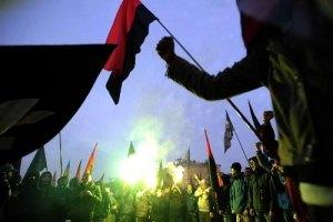 """Прокуратура вимагає зняти """"бандерівський"""" прапор із Тернопільської облради"""