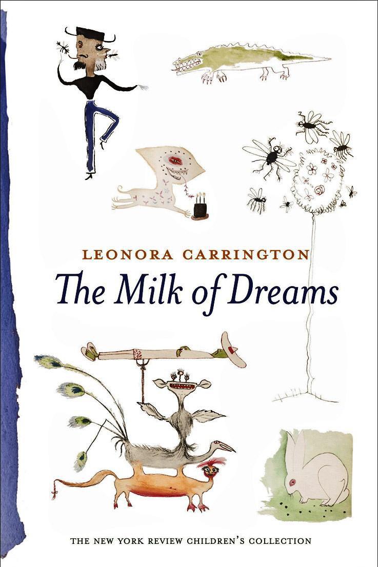 """Молоко снов"" Керрингтон"