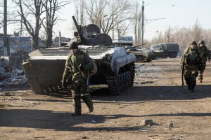 В Украину из России въехали 25 танков, - замкомандующего АТО