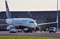 Ryanair анонсував ще один рейс в Одесу