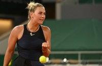 Украина осталась на Roland Garros без своих представителей