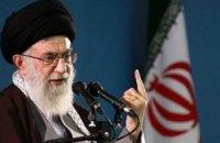 США та Ізраїль хочуть розділити мусульман, - духовний лідер Ірану