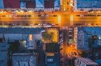 Фонари в Киеве будут светить на полную мощность на два часа дольше