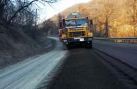Укравтодор обновит асфальтовое покрытие на трассе вдоль границы с Венгрией и Румынией