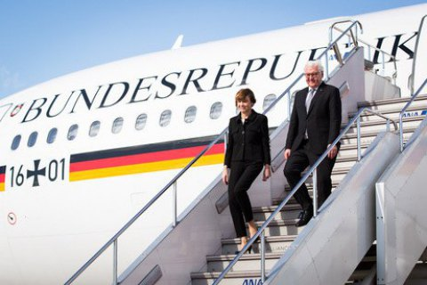 Президент Германии приедет в Украину 6 октября